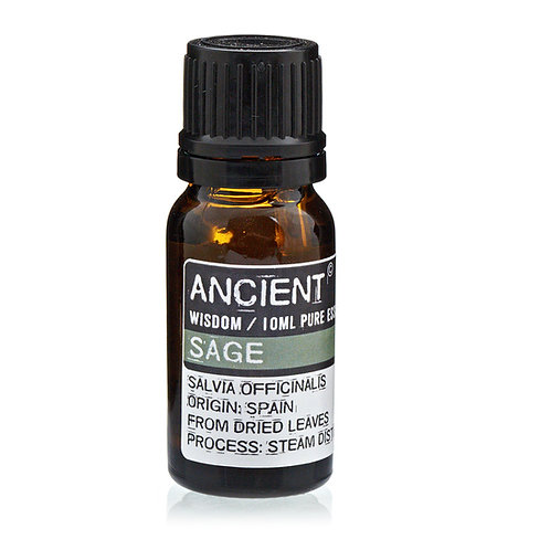 Sage Essential Oil 10 ml