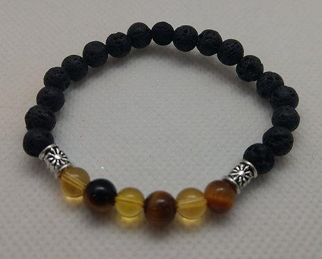 Children's Birthstone Bracelets-Gemini