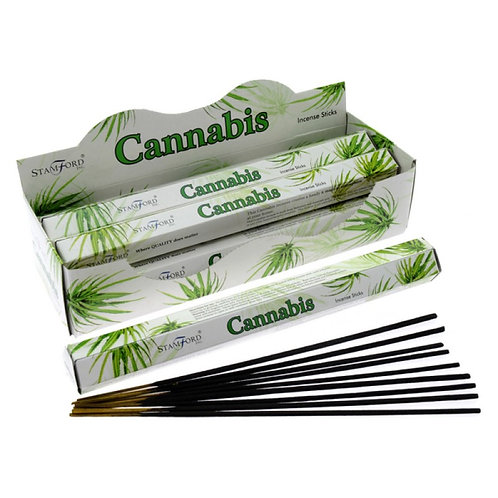 Cannabis Incense Sticks 15 g