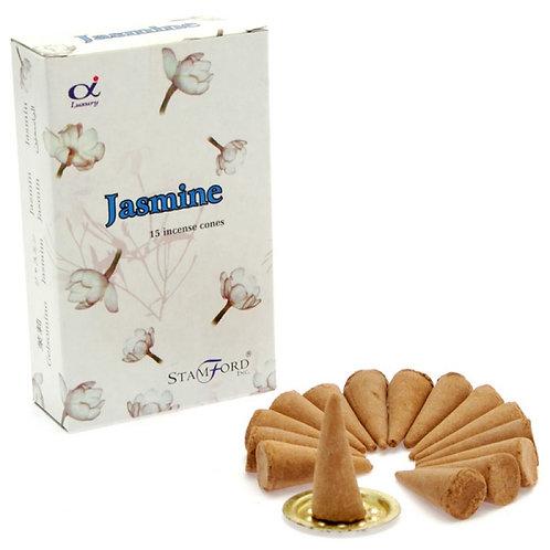Stamford Jasmine Incense Cones