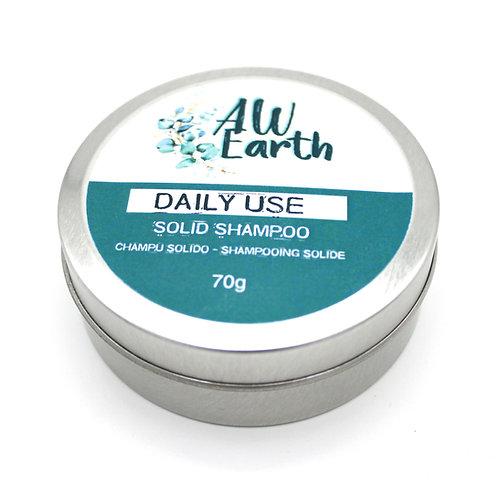 Solid Artisan Shampoo-Daily Use