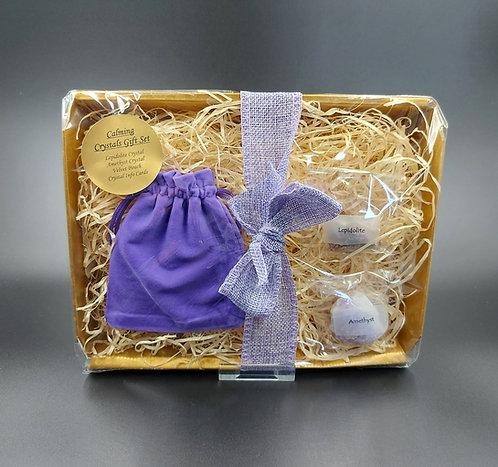 Calming Crystals Gift Set