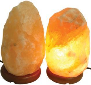 Himalayan salt crystal lamp 7-10 kg