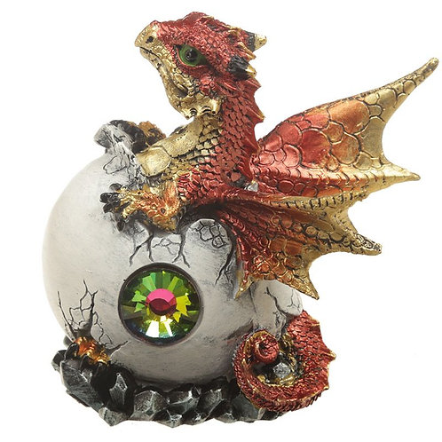 Enchanted Nightmare Dragon - Crystal Birth