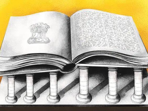 Indian Constitutional History of Fundamental Rights.