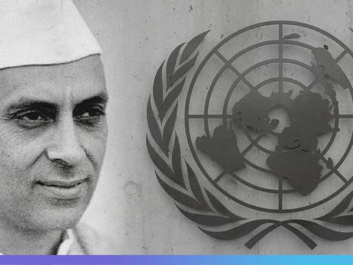 Did Jawaharlal Nehru Give Up India's Seat To China At UN Security Council? (Debunking Propaganda)
