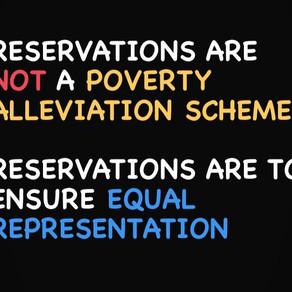 Busted: Four Myths on Caste-Based Reservation Policies