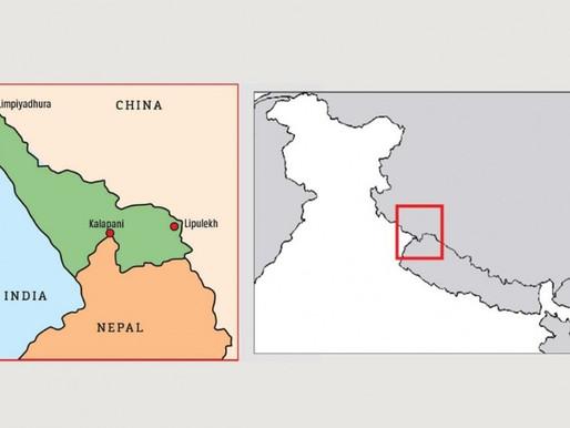 Nepal's new map: Second Constitution Amendment Bill.