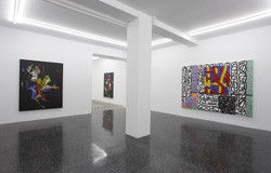 Jonathan Lasker, Schoolwerth, Marta Cervera Gallery