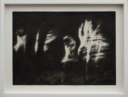 03_Canto II, 2017 Charcoal and acrylic m