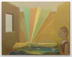 Maestro, oil on canvas 114 x 146cm
