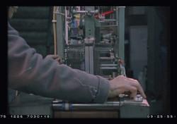 Sin consumirse se extingue, 2019, Película 16 mm loop