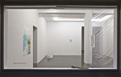 Trisha baga, bradley kornz, sam anderson, Marta Cervera Gallery