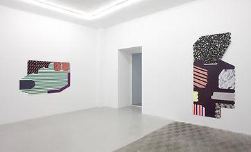 David Diao Marta Cervera Gallery
