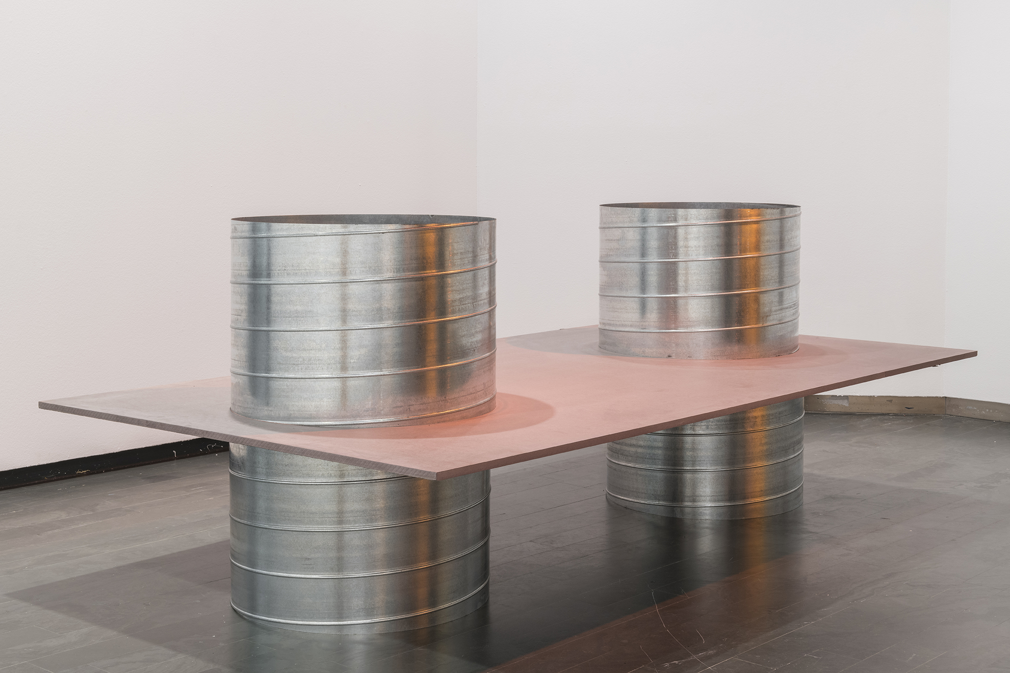 There is nothing in the middle, 2020, Installation views, CentroCentro, Madrid