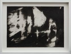 06_Canto II, 2017 Charcoal and acrylic m