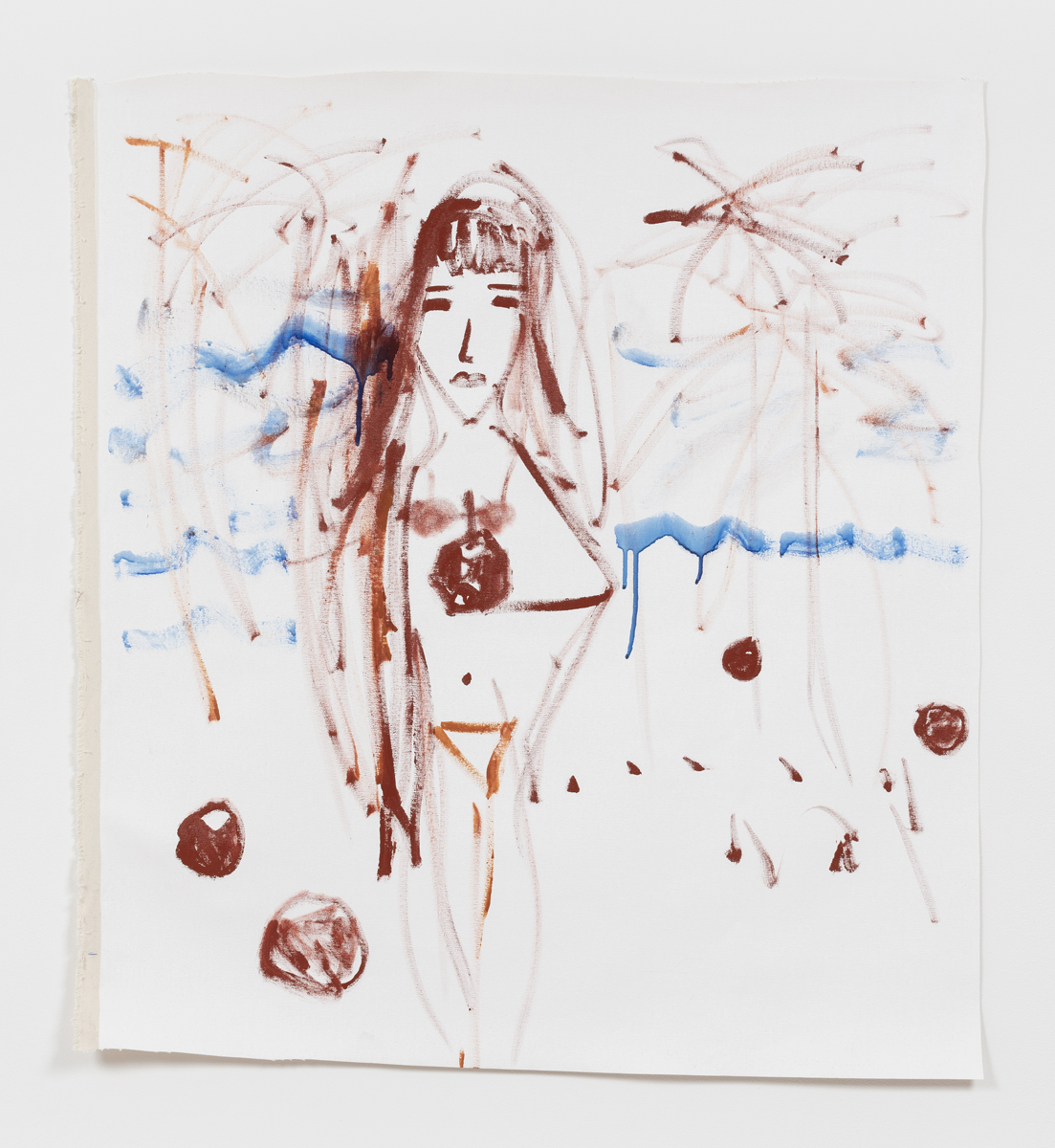 Trevor_Shimizu__Untitled_coconut_2017_oil_on_canvas_41__37_inches_104.14__93.98_cm