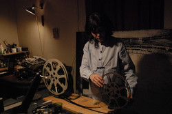 15-Raha in studio_2014