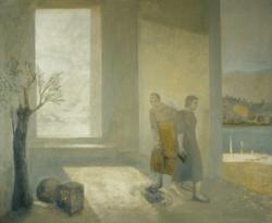 Estancia en casa de Odiseo