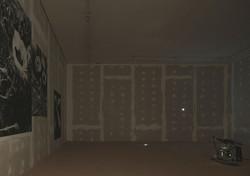 El ojo es el primer circulo , 2021, Installation view at Boiler Room, Luis Adelantado, Valencia, Spa