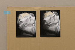 Meltdowns, 2021, Inkjet print on paper, detail