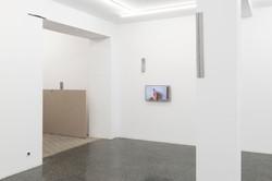 Coyote, Installation View at Galeria Marta Cervera