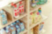 Prezentacja produktów eko na płycie OSB