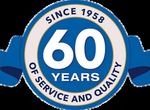 Hayman Industries 60th Anniversary