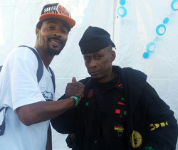 Professor Griff of Public Enemy