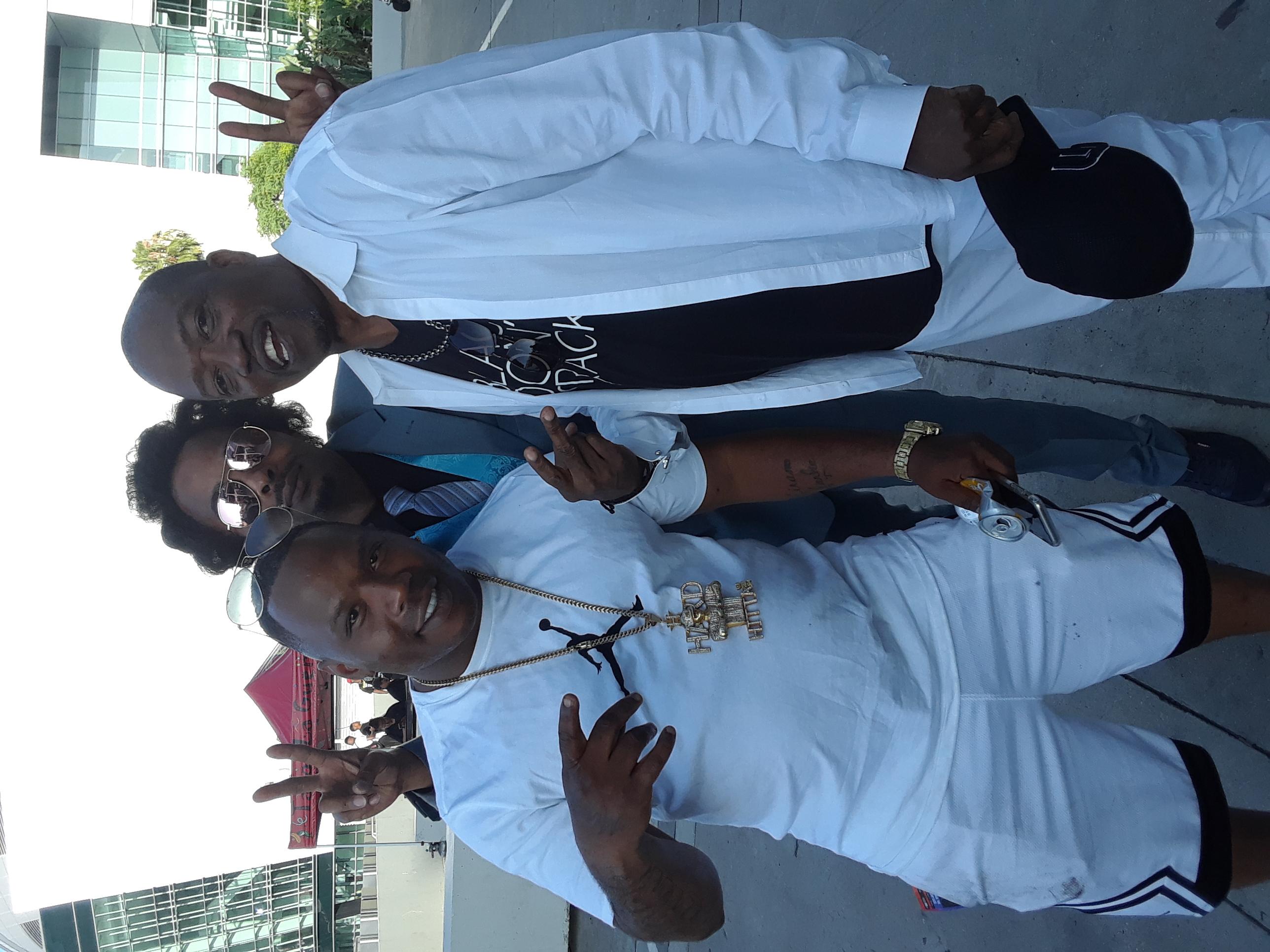 TK Carter & DJ Hard Hitta