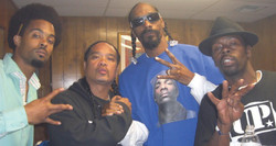 SNOOP DOGG, RAPPIN 4-TAY, Rudy of UP
