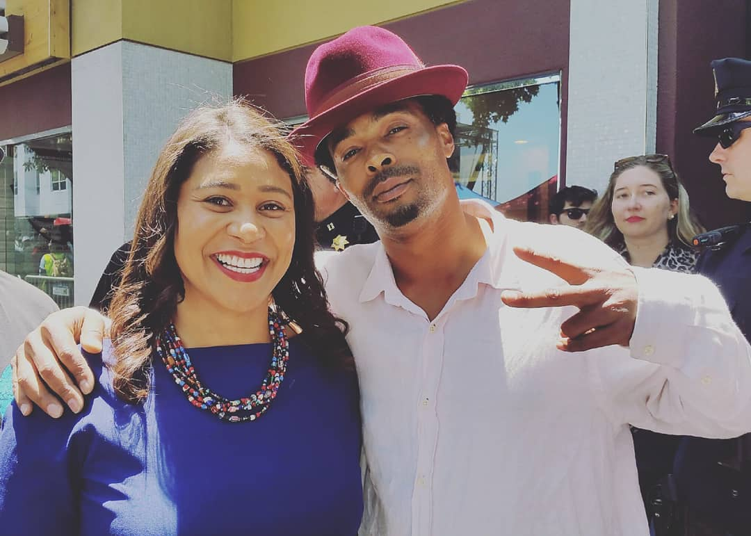 SF Mayor London Breed