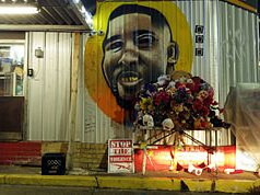 Alton Sterling peaceful protest