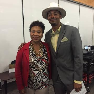 U.S. Congresswoman Barbara Lee