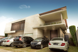 Front View @ Three J Home