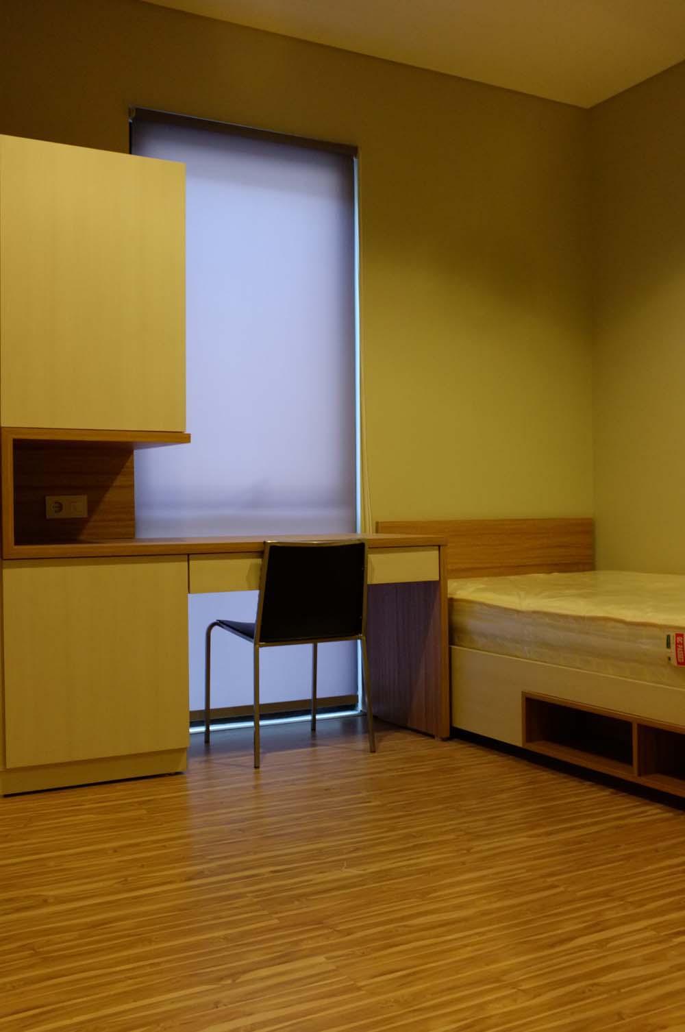 Bedroom @ Three J Residence