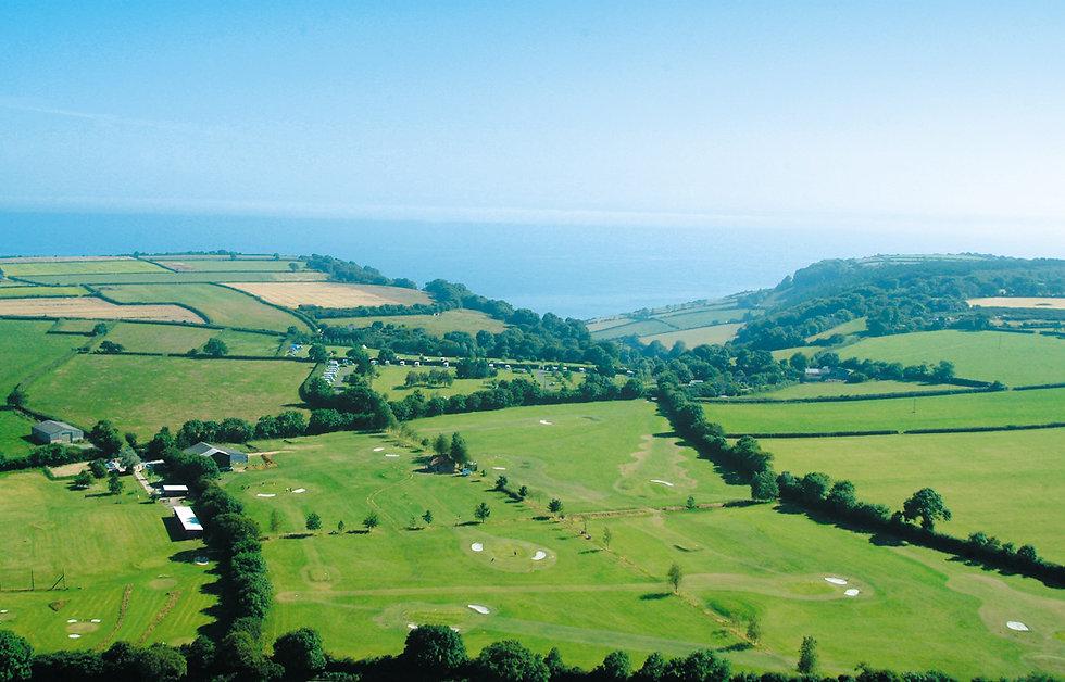 Thorn Golf Centre, Salcombe Regis, Sidouth, Devon