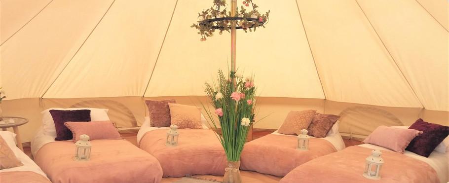 Rose Gold sleep over tent.jpg