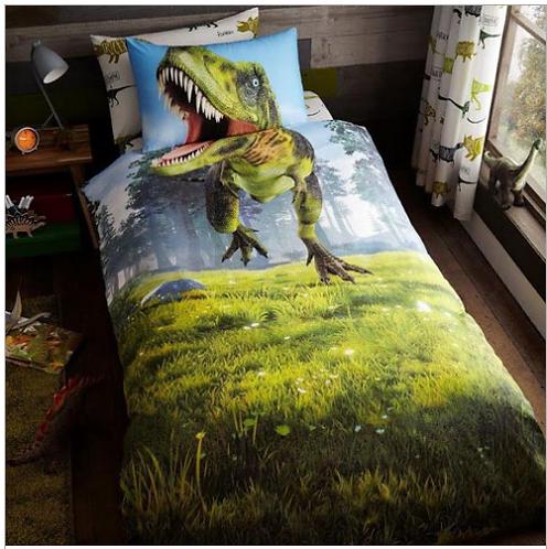 Dinosaur Roar Duvet Set