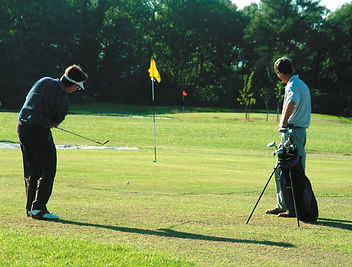 Thorn Golf Centre, 9 hole par 3 golf course
