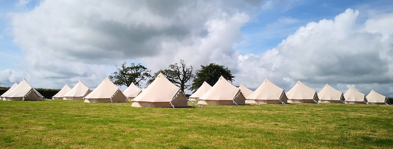 Bell Tent Hire - Wedding Hire - Bell Tent Village
