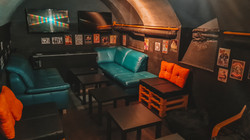 the den late room