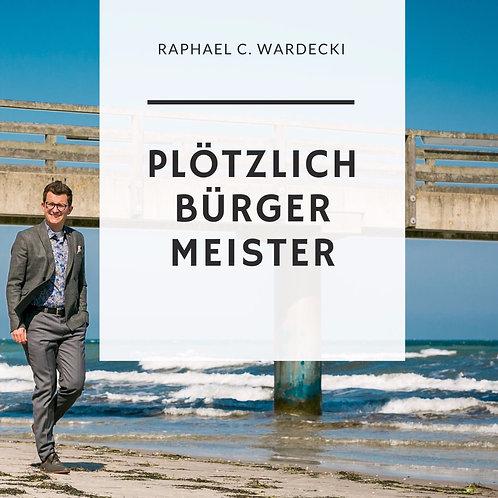 Buch: Plötzlich. Bürger. Meister.