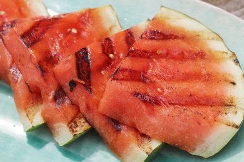 Sweet Spicy Watermelon
