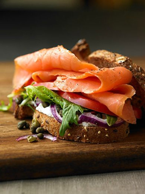 Lox and Capers