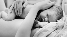 The lasting impact of birth.