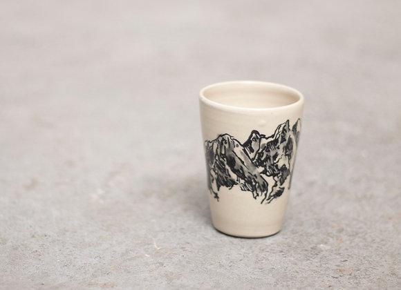 Tasse à café Montagne