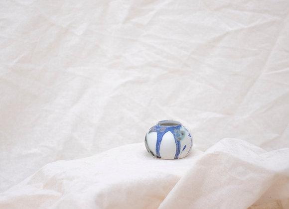 Mini Cobalt Vase