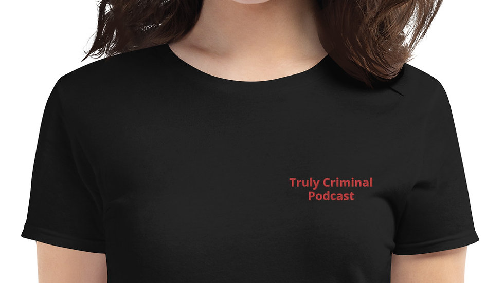 Truly Criminal Fan Women's short sleeve t-shirt