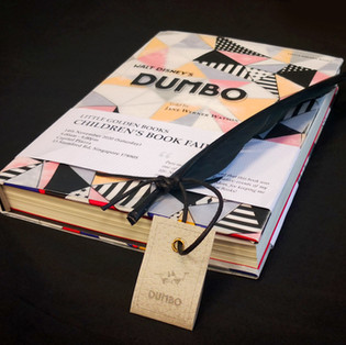 Dumbo Book Cover Design